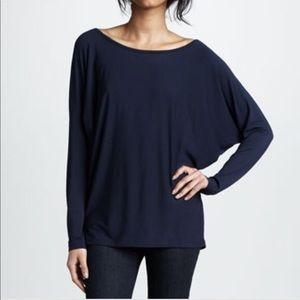 VINCE. | Navy Blue shirt